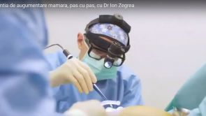Step by step breast augmentation surgery with Dr. Ion Zegrea