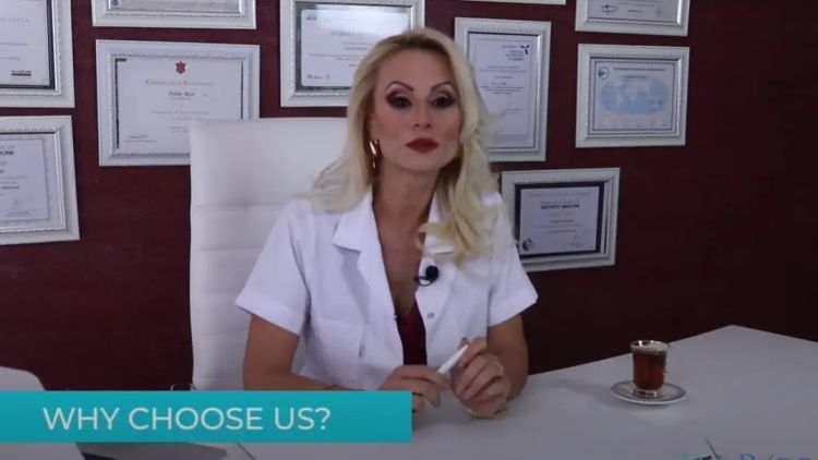 Why to choose the clinic by Dr. Özlem Biçer